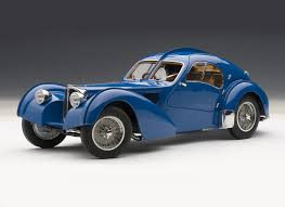 bugatti type 57sc atlantic bugatti type 57 sc atlantic diecast model car by cmc m085