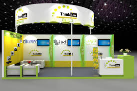 exhibition stall designer booth contractor stand builder