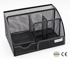 wire mesh desk organizer lofty design mesh desk organizer amazon com easypag desktop pencil