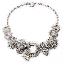 big crystal statement necklace images Forever 21 big crystal stone statement necklace jpg
