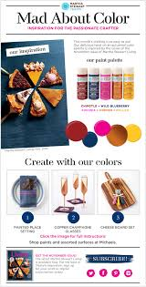 martha stewart crafts mad about color november 2014 plaid online