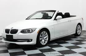 328i 2011 bmw 2011 used bmw 3 series certified 328i premium package convertible