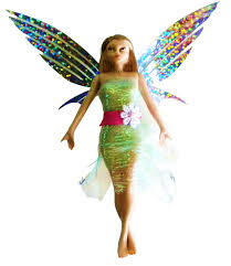 amazon com flitter fairies alexa meadow fairy toys u0026 games