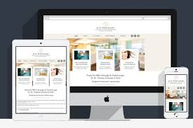 Augenarzt Bad Mergentheim Referenzen Logo Für Arztpraxis Homepage Webdesign Printdesign