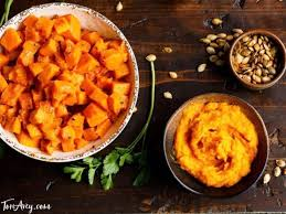 A Chef Slicing A Pumpkin by All About Butternut Squash How To Peel Seed U0026 Prepare