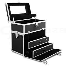 professional portable cosmetics beauty cases bags makeup box