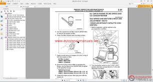 mitsubishi pajero ge 2008 service manual auto repair manual