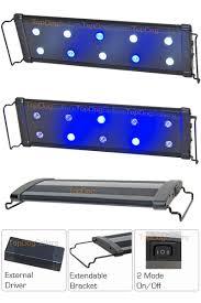 3 watt led aquarium lights evo 18 led aquarium light nano marine coral reef cichlid lunar 45