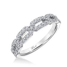 interlocking engagement ring wedding band twist wedding bands solomon brothers