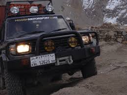 classic land cruiser 1993 toyota land cruiser goes around the world in fund raising