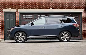 nissan pathfinder 2000 2014 nissan pathfinder hybrid conceptcarz com