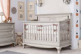 Solid Back Panel Convertible Cribs Romina Antonio Solid Panel Convertible Crib Furniture In