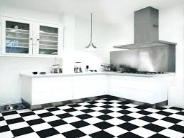 black and white kitchen floor ideas black tile kitchen floor nxte club