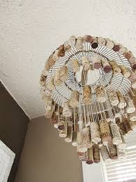 Grapevine Chandelier 8 Lovely Cork Chandeliers And Candle Holders Vinepair