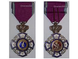 belgium ww1 s cross royal order belgian medal congo