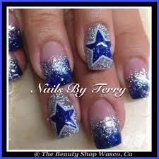 28 dallas cowboy nail designs dallas cowboys nail design nail
