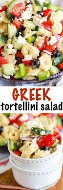 idee de plat simple a cuisiner tortellini salad spend with pennies cuisiner
