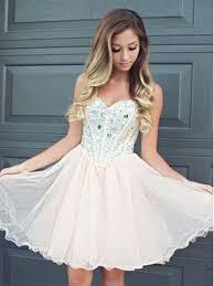 light pink graduation dresses light pink sweetheart neck short prom dresses short homecoming