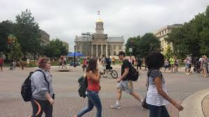 Iowa student travel images Student employees to pay back taxes the university failed to withhold jpg