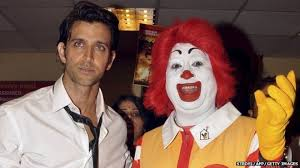 mcdonalds uk monopoly commercial actress how mcdonald s conquered india bbc news