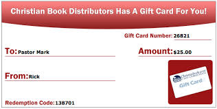 gift card distributors gift card christianbook