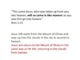 heaven what does the bible say about