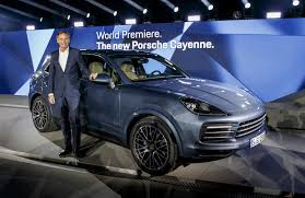 Porsche Cayenne Lifted - porsche provides insights on design of the 2019 cayenne autozaurus