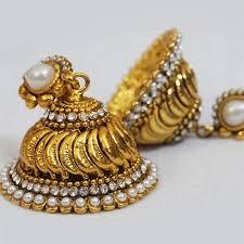 kerala style earrings traditional kerala jewellery designs for malayali