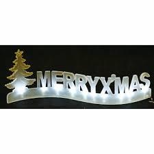 led light up merry decoration sign co uk
