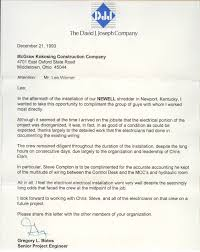 Sample Introductory Letter For New Business by Company Profile Mcgraw Kokosing
