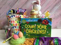 ideas for easter baskets for adults 14 ideas for a healthier easter basket cooking light