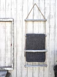 blanket ladder blanket rack rustic home decor rustic