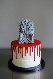 fire and ice game of thrones themed cupcakes cute stuff