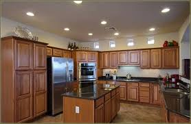 Hickory Cabinets Kitchen Marble Countertops With Hickory Cabinets Maple Whiskey Black