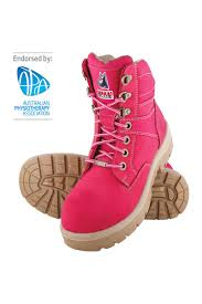 womens boots perth steel cap work boots