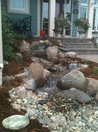 Aquascape Water Features Waterfalls And Streams Pondless Waterfalls Just Add Water