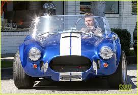 jake paul car aaron paul u0026 wife lauren cruise around l a in vintage car photo