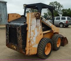 1996 mustang 2040 skid steer item j3867 sold july 15 ve