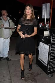 dress hollywood elisabetta canalis in a little black dress in