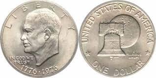 1776 to 1976 quarter 1776 1976 type ii eisenhower dollar values facts