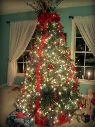christmas tree ribbon toppers irebiz co