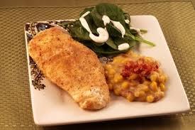 plan pour cuisine uip buttermilk pan fried chicken with creamed corn