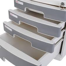Desktop Filing Cabinet 8854 Desktop File Cabinet Drawer Four Plastic Storage Box