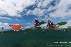 transparent kayak sunlife2010 twitter