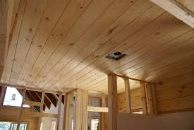 under deck ceiling cost wood porch ceiling tongue and groove pine