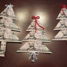 3 ways to fold money for a money tree wikihow