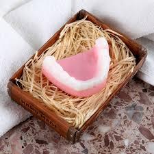lustiges hochzeitsgeschenk seife in gebissform zum geburtstag lustige geschenke