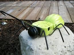 Recycled Garden Art Ideas - 198 best yard art ideas images on pinterest iron sculptures