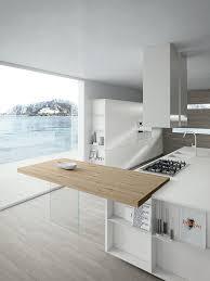 pied de plan de travail cuisine plan de travail en bois lequel choisir inspiration cuisine