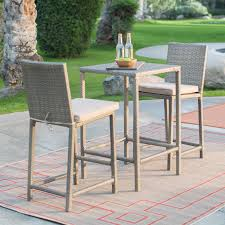 Balcony Furniture Set by Furniture Lowes Bistro Set For Creating An Intimate Seating Area